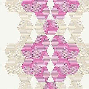 Papel de Parede Neonature 3 Geométricos 3D 3N850503R
