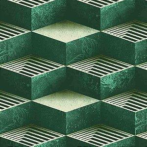 Papel de Parede Neonature 3 Geométricos 3D 3N850704R