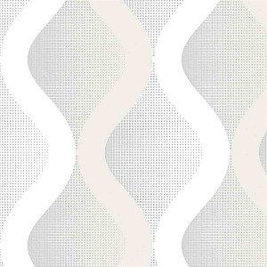Papel de Parede Neonature 3 Geométricos Ondas 3N851101R