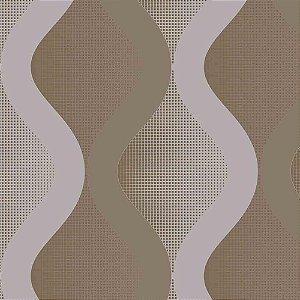 Papel de Parede Neonature 3 Geométricos Ondas 3N851102R