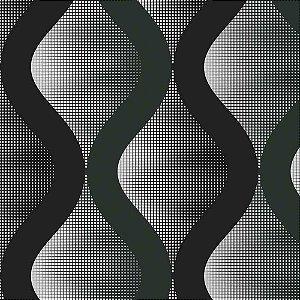 Papel de Parede Neonature 3 Geométricos Ondas 3N851104R
