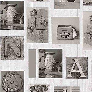Papel de Parede Neonature 3 Letras & Números 3N851501R