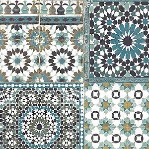 Papel de Parede Neonature 3 Azulejo Português 3N851903R