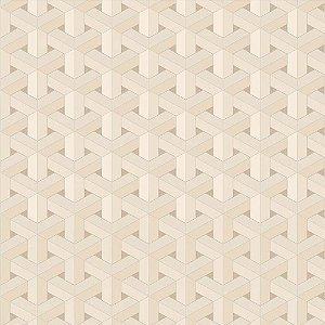 Papel de Parede New Form Geométricos 3D NF630108
