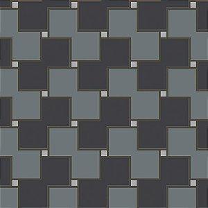Papel de Parede New Form Geométricos 3D NF630205