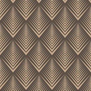 Papel de Parede New Form Geométricos 3D NF630406