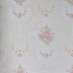 Papel de Parede Scenery 2 Floral com Arabesco SC29152