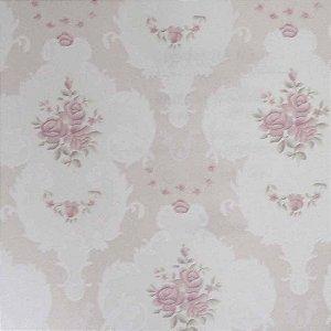 Papel de Parede Scenery 2 Floral com Arabesco SC29153