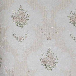 Papel de Parede Scenery 2 Floral com Arabesco SC29156