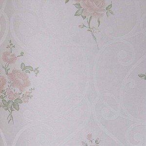 Papel de Parede Scenery 2 Floral com Arabesco SC29162