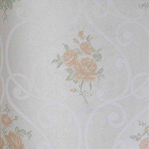 Papel de Parede Scenery 2 Floral com Arabesco SC29163