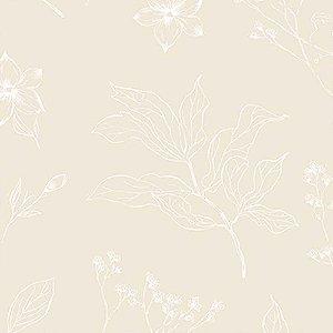 Papel de Parede Infantil YOYO Folhagem YY222603K