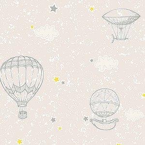 Papel de Parede Infantil YOYO Balões YY222701K