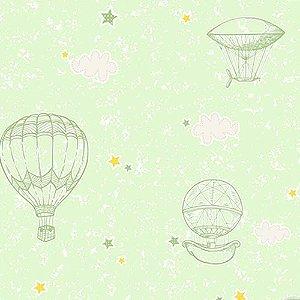 Papel de Parede Infantil YOYO Balões YY222704K