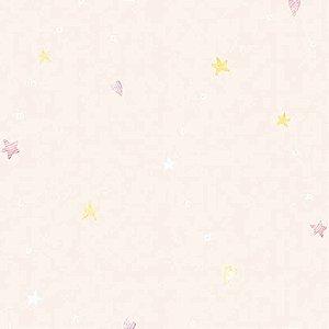 Papel de Parede Infantil YOYO Estrela YY222903K