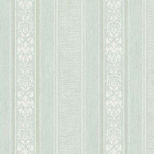 Papel de Parede Elegance Alto Relevo Listrado com Arabesco EL2004040