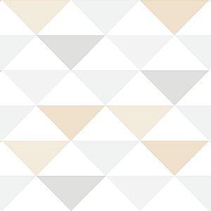 Papel de Parede Infantil Brincar Geométricos 3603