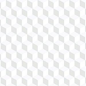 Papel de Parede Infantil Brincar Geométricos 3645