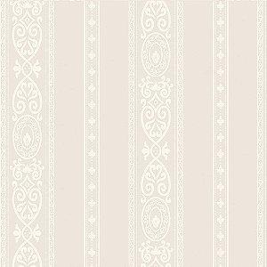 Papel de Parede Best House Arabesco Listrado BH371103R