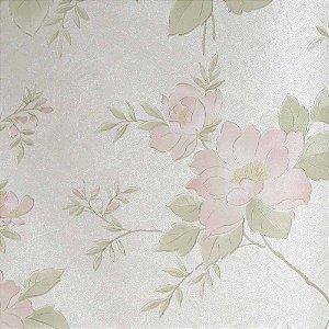 Papel de Parede Rubi Floral RU890201