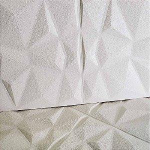 Painel 3D Autoadesivo Diamante