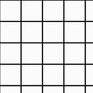 Papel de Parede Stone Age 2 Geométrico Preto e Branco Grid Grade SN606701R