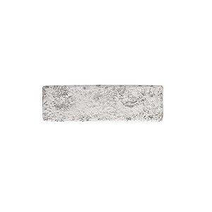 Revestimento de Parede Ecobrick 27cm x 7,5cm Branco Envelhecido 27181 - Caixa 24 unidades