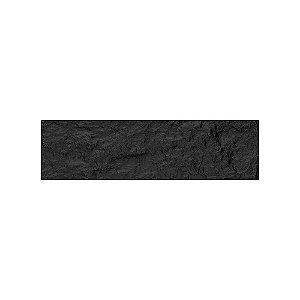 Revestimento de Parede Urban Brick 25,5cm x 7cm Preto 29282