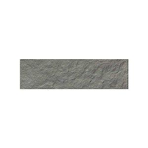 Revestimento de Parede Urban Brick 25,5cm x 7cm Cinza Elefante 29286