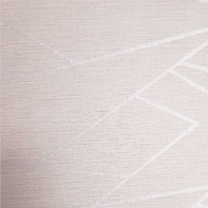 Papel de Parede Elegance 2 Geométricos Rosé EL201602R
