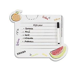 Porta Recado Frutas BR01.3112.BRI
