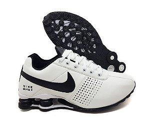 Tênis Masculino Nike Shox Deliver - Branco
