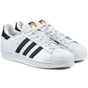 Tênis Adidas Superstar Foudation Unissex - Branco