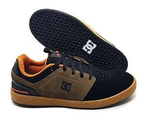 Tênis Dc Shoes Chris Cole Masculino - Preto e Marrom