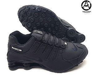 Tênis Nike Shox Nz Eu Masculino - Preto | Promoção