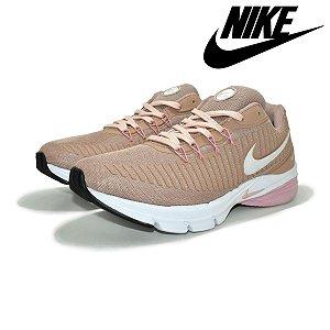 Tênis Nike Air Presto Feminino Nude Em EVA - Academia