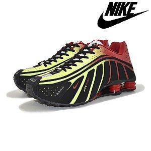 Tênis Nike Shox R4 Neymar Masculino | Linha Premium