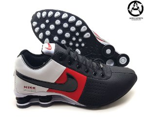 Tênis Nike Shox Classic Deliver Masculino - Tricolor | Alpha Imports