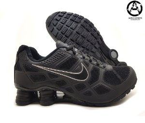 Tênis Nike Shox Turbo 14 Preto Preto | Promoção