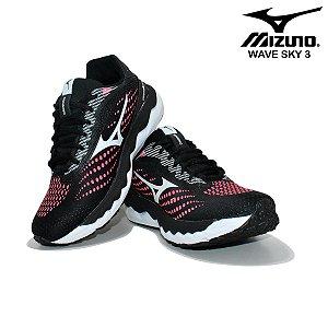 Tênis Mizuno Wave Sky Tri 3 IronMan - Feminino