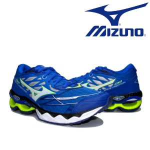 Tênis Mizuno Wave Creation 20 Masculino - Azul