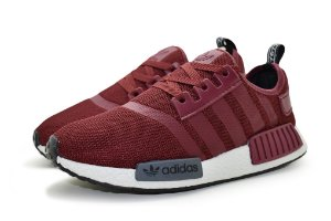 Tênis Adidas NMD Runner Boost Masculino - Bordo