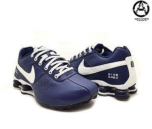 Tênis Nike Shox Deliver Classic 4 Molas Masculino - Linha Premium