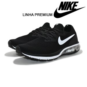 Tênis Nike Air Max Epic React Flyknite Masculino - Preto