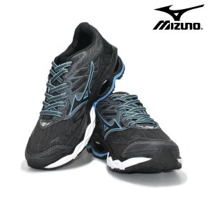 Tênis Mizuno Wave Creation 20 Masculino - Preto
