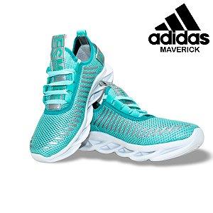 Tênis Adidas Maverick Masculino - Agua