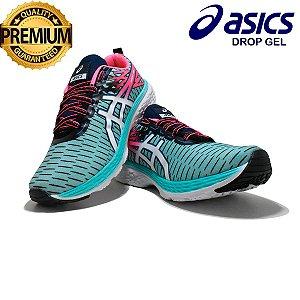Tênis Asics Drop Gel Feminino Premium - Caminhada e Corrida