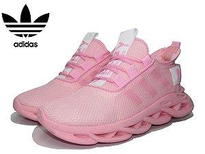 Tênis Adidas Yeezy Boost Maverick Feminino - Rosa