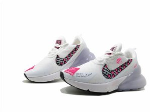 Tênis Feminino Nike Air Max 270 Just do It - Branco