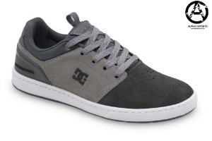 Tênis DC Shoes Chris Cole Masculino - Cinza